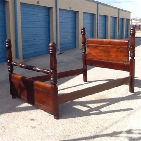poster beds for sale antique solid mahogany 4 poster bed for sale in odessa