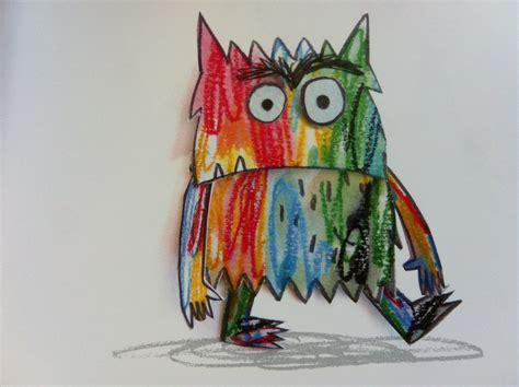 el monstruo de colores el monstruo de colores escuela infantil els xiquets