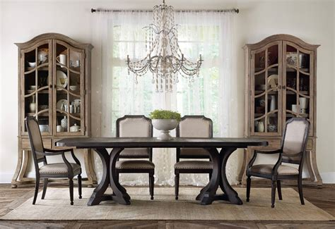 hooker dining room table hooker furniture dining room corsica display cabinet 5180