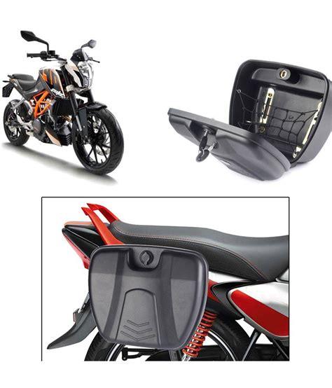 Ktm Duke 390 Luggage Speedwav Bike Stylish Side Luggage Holder With Lock Ktm