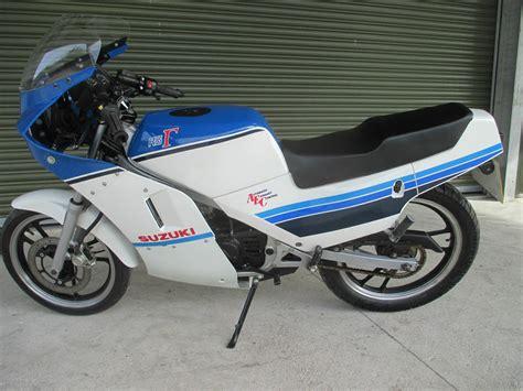 Suzuki Rg 125 Gamma Suzuki Rg 125 Gamma