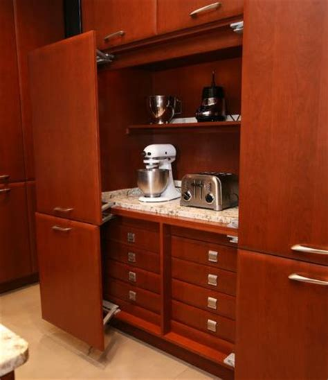 Appliance Storage Cabinet Kitchen Cabinet Trends Custom Design To Maximize Your Storage Space