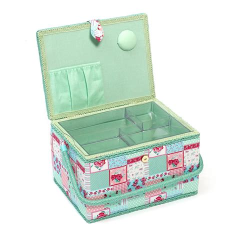 Patchwork Supplies Uk - patchwork large sewing box accessories hobby gift mrl 36