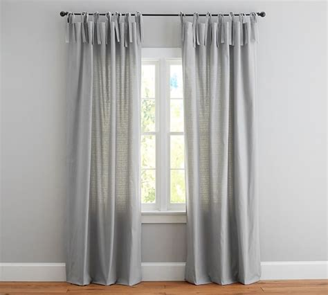 tie up curtains pottery barn tie up curtains pottery barn curtain menzilperde net
