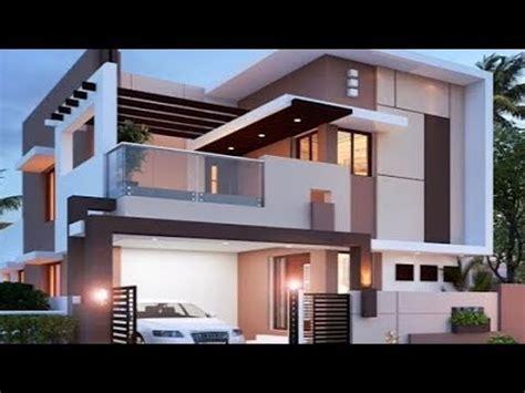desain rumah modern minimalis  lantai terrbaru  keren youtube