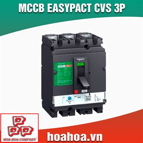 Mccb Easypact Schneider Ezc250f 3p 160a mccb easypact cvs