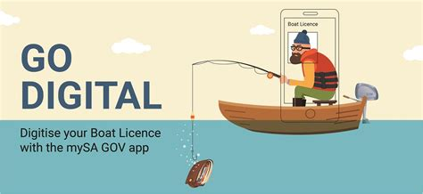 boat licence on deck digitise your boat licence with the mysa gov app