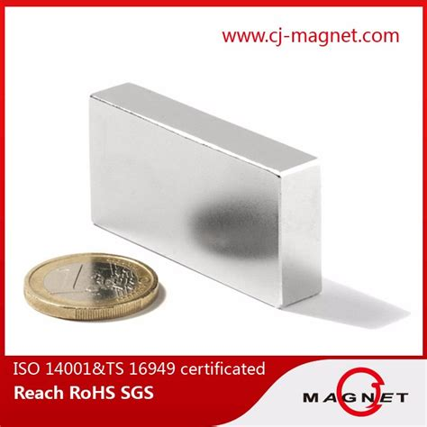 Magnet Neodymium N52 20x4mm n52 neodymium large magnets for sale buy neodymium magnet n52 block neodymium magnet n52