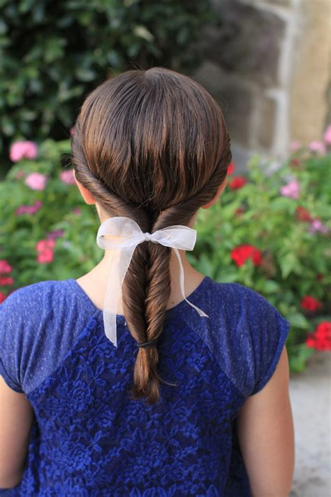 hair styes for girls with loom bands hairstyles for girls double twist ponytail cute girls