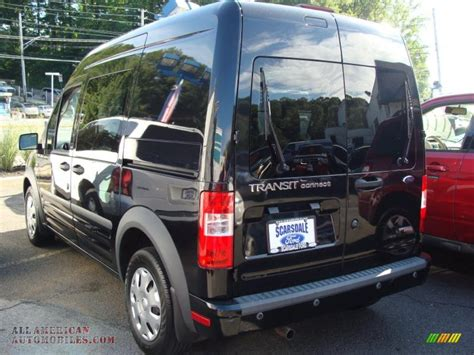 2010 ford transit connect xlt passenger wagon in panther