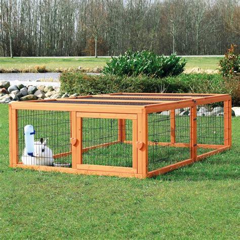 como hacer conejeras jaulas y conejeras peque 241 os animales