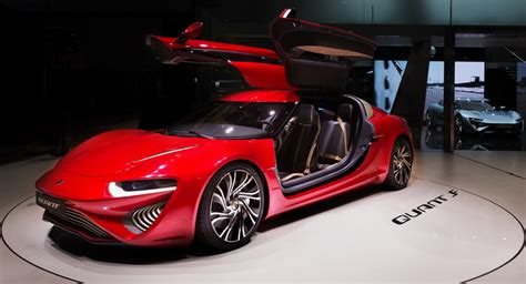 koenigsegg quant f nanoflowcell quant f brought all of its 1 090 ps to geneva