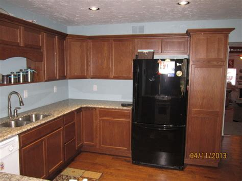 Sears Kitchen Cabinets | sears kitchen diamond prelude traditional kitchen oklahoma city by lowe s
