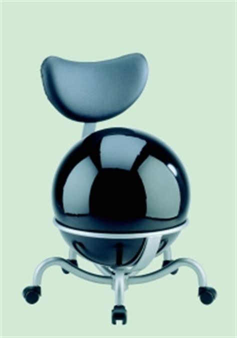 gymnastikball mit gestell interstuhl prosedia sitzball profun142asitzball f 252 r