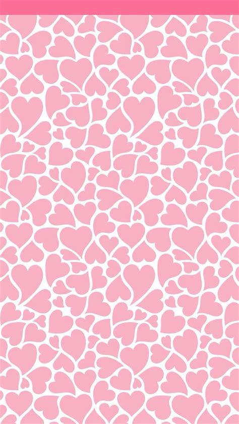 wallpaper whatsapp pink pink hearts whatsapp wallpaper