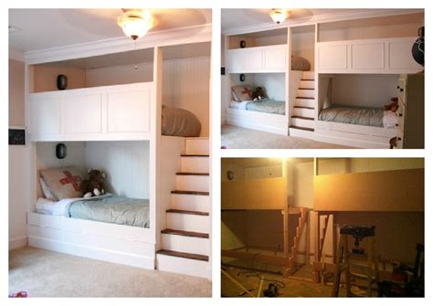 how to make a bunk bed with stairs how to make a bunk bed with stairs howsto co