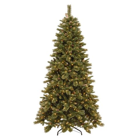 national tree company 7 5 ft madison blue spruce
