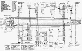 Suzuki Wiring Diagram Suzuki Ts125 Wiring Diagram Evan Fell Motorcycle