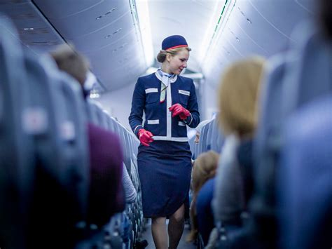 Flight Attendant Cabin Crew by This Is The Real Reason Us Airlines Should Be Terrified Of