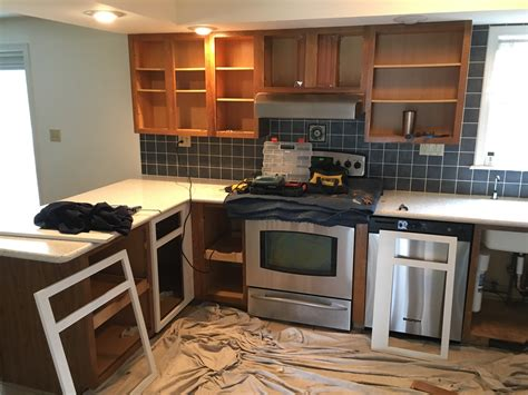 kitchen cabinet refacing nj kitchen cabinet refacing