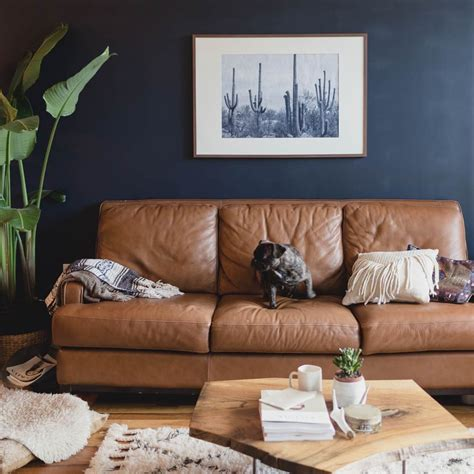 tan sofa color scheme a warm and calming home for healers design sponge