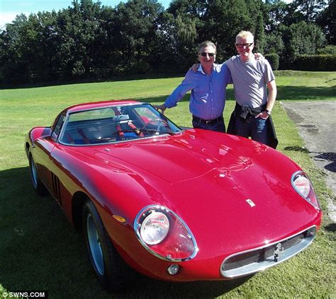 250 Gto Owners Built For Stirling Moss Sells For Record Breaking