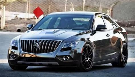 2019 Buick Grand National Gnx by 2019 Buick Grand National Gnx Release Date Price Concept