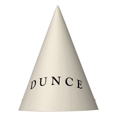 dunce hat template gallery templates design ideas