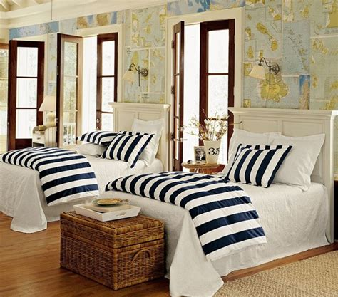 Nautical Room Decor Key Elements Of Nautical Style