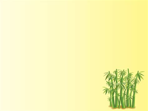 wallpaper ppt powerpoint background bamboo powerpoint backgrounds for