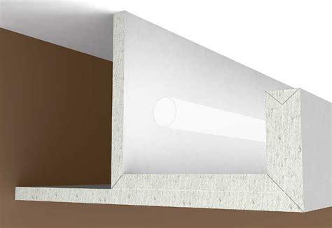 Rigipsdecke Mit Indirekter Beleuchtung by Formteilbau Formteile Spektrum