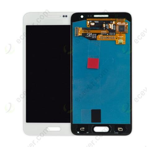 Lcd Samsung A3 oem lcd screen touch digitizer assembly for samsung galaxy a3 a3000 a300 a300x a300f white