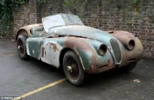 Vintage Jaguars For Sale Australia Jaguar Xk120 Competition Roadster Could Be Yours For 163 15k