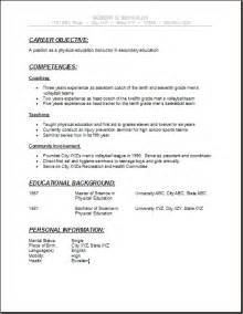 high school resume sles illinois high school football coaching resume sales