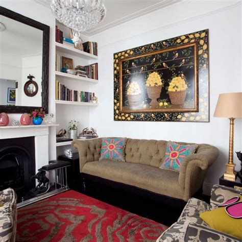 eclectic living rooms eclectic living room housetohome co uk