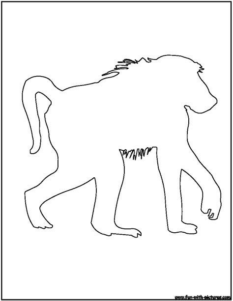 Animals Outline Pictures Www Imgkid Com The Image Kid Has It Outline Pictures Of Animals For Colouring