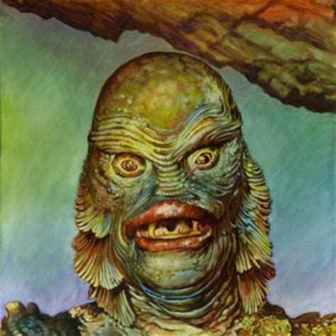 the from the black lagoon creature from the black lagoon character comic vine