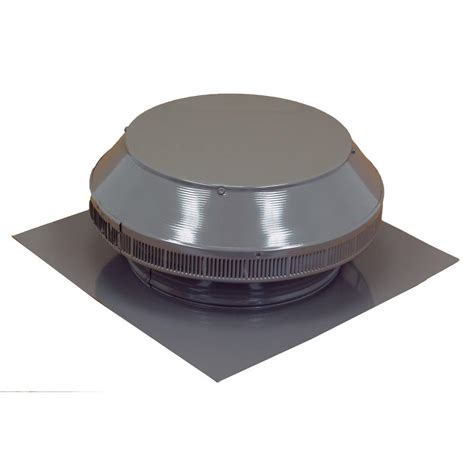 air vent 18 in dia electric gable vent fan stainless exterior dryer vent cap al 39 s millworks 18 in