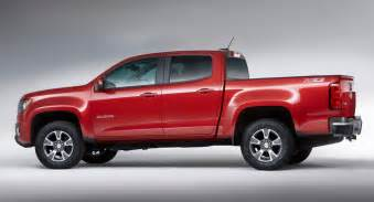 Chevrolet Colorado 7 Updated 2017 Chevrolet Colorado Gets All New 308hp V6 8