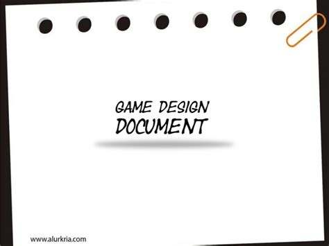 gdd template por que documentar o seu jogo digital images frompo