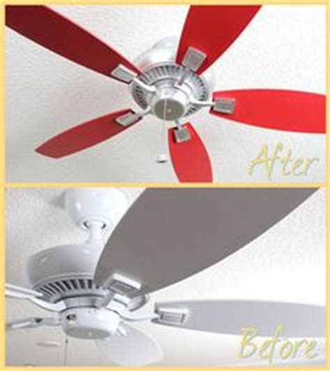 How To Paint A Ceiling Fan by Best Decorative Ceiling Fan Blade Covers Great Gift Ideas