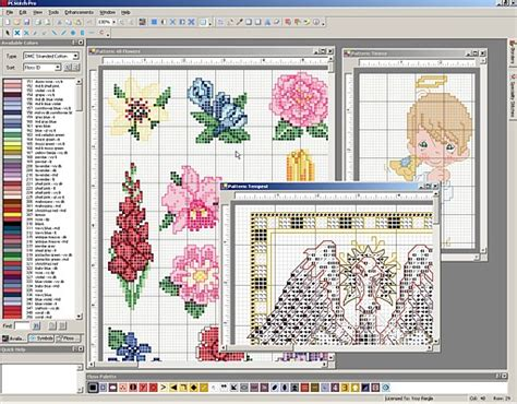 pattern design software mac cross stitch pattern software patterns gallery