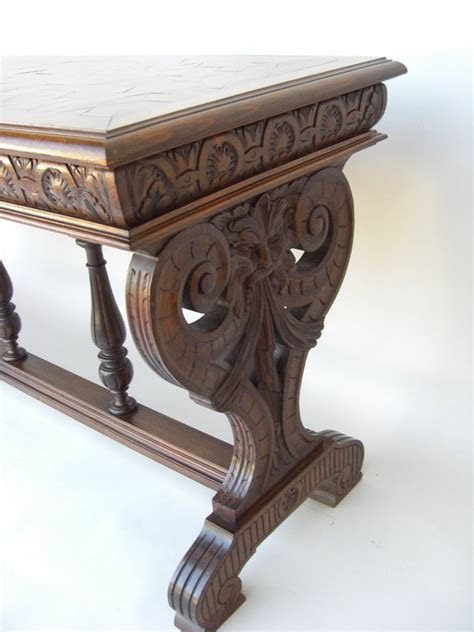 Antique Tables For Sale by Antique Sofa Tumbling Block Design Sofa Table For Sale Antiques Classifieds