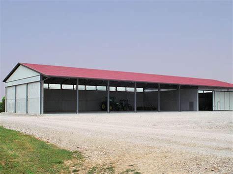 capannoni agricoli in ferro tettoie e fienili