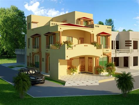 home front view design pictures in pakistan house elevations in india concept house style and plans