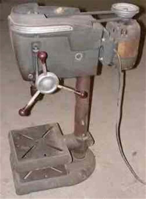 Craftsman 15 Inch Drill Press