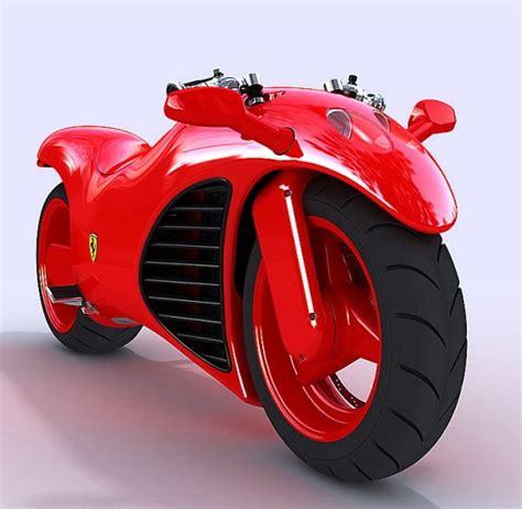 ferrari motorcycle ferrari v4 concept motorcycle