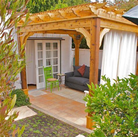 pergola beams for sale 10 x 10 cedar 4 beam pergola mediterranean patio