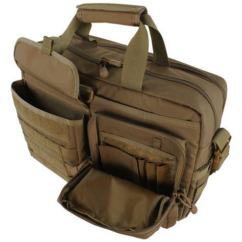 briefcase tactical condor metropolis tactical laptop shoulder messenger