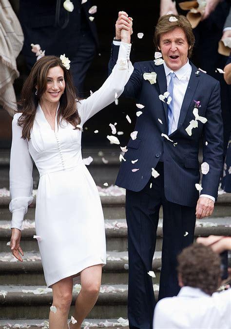 paul mccartney nancy shevell wedding paul mccartney and nancy shevell s wedding pictures